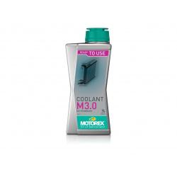 Liquide de refroidissement MOTOREX Coolant M3.0 Prêt à l'emploi 10 X 1L