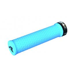 Revêtements RACETECH R-Bike Lock-on bleu clair E-Bike