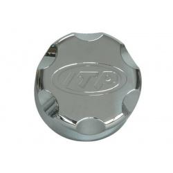 Cabochon de jante ITP chrome pour jantes 4x110/115