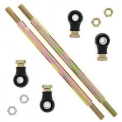 Kit rotules de direction et axes ALL BALLS Ø12mm Polaris