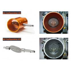 Kit corps de papillon injection TWIN AIR Powerflow - Suzuki RM-Z250