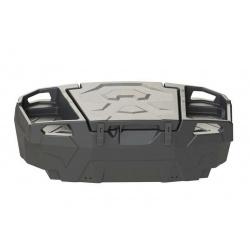 Coffre arrière KIMPEX Expédition Sport noir SSV 78L