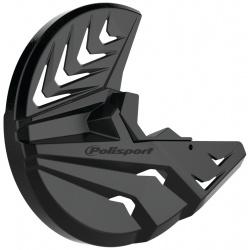 Protection de disque POLISPORT noir / noir
