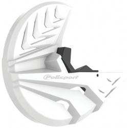 Protection de disque POLISPORT blanc / noir