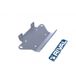 Support de treuil RIVAL - Yamaha Grizzly 700