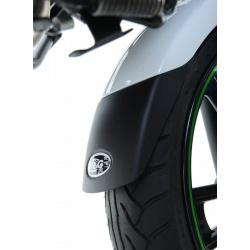 Extension de garde-boue avant R&G RACING noir Kawasaki Z1000