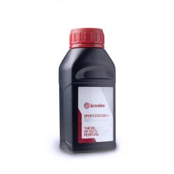 Liquide Frein BREMBO UPGRADE Dot4 Route/Piste Sportevo500++ - 250Ml