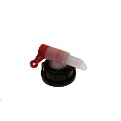 Robinet bidon MOTOREX plastique