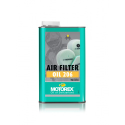 Huile filtre à air 206 MOTOREX - 1L