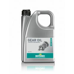Huile de boîte de vitesse MOTOREX Gear Oil 2T - 10W30 4L