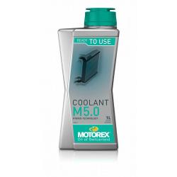 Liquide de refroidissement MOTOREX M5.0 - 1L