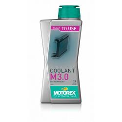 Liquide de refroidissement prêt à l'emploi MOTOREX M3.0 - 1L
