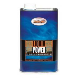 Huile pour filtre à air TWINAIR Liquid Power - bidon 1L