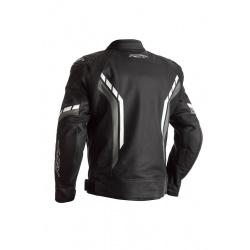 Blouson RST Axis CE cuir - blanc taille XL