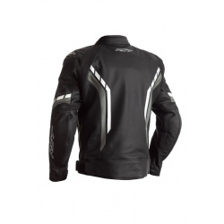 Blouson RST Axis CE cuir - blanc taille XS