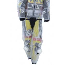 Pantalon imperméable R&G RACING transparent taille L